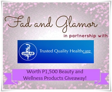 fad and glamor giveaway